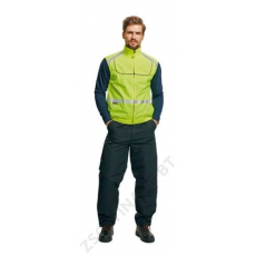 Cerva TEKKA ciklus kabát HV, sárga