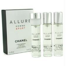 Chanel Allure Homme Sport EDT 3 x 20 ml parfüm és kölni