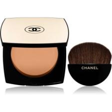 Chanel Les Beiges lágy púder SPF 15 árnyalat 40 12 g smink alapozó