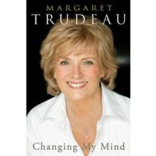 Changing My Mind – Margaret Trudeau idegen nyelvű könyv