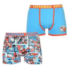 Character férfi boxer 2 db / cs - Character 2 Pack Boxers Mens Superman