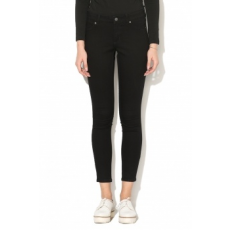 Cheap Monday , Mid Spray skinny farmernadrág, Fekete, W28-L29 (0264957-BLACK-W28-L29)