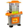 Chefs: szürke-narancs játékkonyha 67 cm