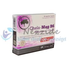 CHELA-MAG B6 KAPSZULA 30DB /NATUR TANYA/ táplálékkiegészítő