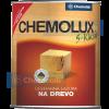 Chemolak Chemolux S-Klasik Oldószeres Vékonylazúr  (Paliszander) - 0,75 L.