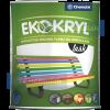 Chemolak Ekokryl Univerzális Fényes Akrilfesték v2062 (Narancs) - 0,6 L.
