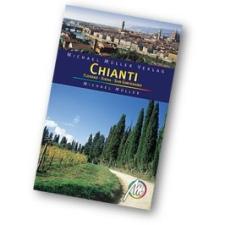 Chianti (Florenz, Siena, San Gimignano) Reisebücher - MM 3307 idegen nyelvű könyv