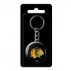 Chicago Blackhawks Kulcstartó - mini korong NHL