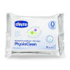 Chicco Physio Clean nedves kendő - 16db-os