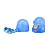 Chicco Sterilizálható kétrekeszes cumitartó doboz - kék
