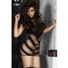 Chilirose CR 3424 S/M Black Minidress