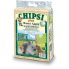 Chipsi FORGÁCS CHIPSI PLUS ZÖLD ALMA 60L, 3,2KG