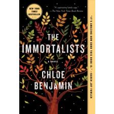 Chloe Benjamin The Immortalists – Chloe Benjamin idegen nyelvű könyv