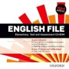 Christina Latham-Koenig; Clive Oxenden; Seligson ENGLISH FILE 3E ELEMENTARY TB WITH TEST AND ASSM CD-ROM