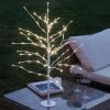 Christmas Planet Dekoratív Hófödte Fa 112 LED