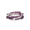 Chrysalis CRWF0001SP-F lila nyaklánc