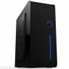 CHS PC Barracuda, Core i3-7100 3.9GHz, 8GB, 120GB SSD, DVD-RW, Egér+Bill