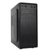 CHS PC Barracuda, Core i3-8100 3.6GHz, 8GB, 240GB SSD, DVD-RW, Egér+Bill
