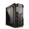 CHS PC Barracuda, Core i5-8400 2.8GHz, 8GB, 1TB HDD, DVD-RW, Egér+Bill