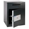 ChubbSafes® Sigma 3 Kulcsos pénzbedobós széf - Kulcsos zárral