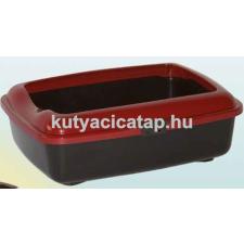Cica alomtálca peremes rubin méret 1 macskatoalett
