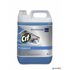 """CIF Ablak- és felülettisztítószer, 5 l, CIF, """"Professional"""" tisztító- és takarítószer, higiénia"""