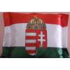 Címeres Nemzeti színű párna