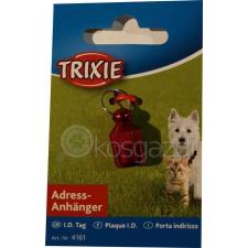 Címtartó Színes - Lila kutyafelszerelés