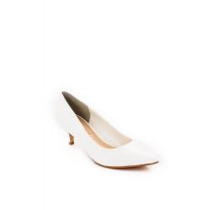 Montonelli Prémium Valódi Bőr női bézs magassarkú cipő 41 k