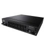 Cisco ISR4451-X/K9 Cisco 4451-X - Router - GigE - rack-mountable     1 Gbps 2 Gbps 4x RJ-45 Gigabit Ethernet 2x USB 2.0 3 NIM 2 SM 8 GB Flash Memor 2 GB DRAM 450W 28.8 lb