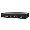 Cisco SG300-10PP 10Port Gigabit PoE + Switch (SG300-10PP-K9-EU)