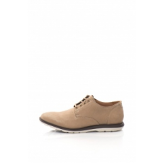 Clarks , Glaston nubuk bőr cipő, Tevebarna, 8 (GLASTON-WALK-SAND-NUBUCK-8)
