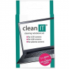 Clean IT tisztító megoldás notebookokhoz, 2x30ml