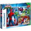 Clementoni Clementoni: Pókember 3 az 1-ben puzzle