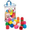 Clementoni Clemmy baba - 24 kocka egy műanyag zacskóban