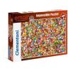 Clementoni : Emoji 1000 darabos puzzle
