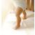 Clevamama matracvédő gumis lepedő, 90x190 cm