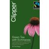 Clipper Clipper zöldtea echinaceával 20db