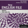 Clive Oxenden, Christina Latham-Koenig New English File Beginner Class Cd(3)