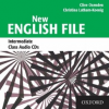Clive Oxenden, Christina Latham-Koenig New English File Intermediate Class Cd