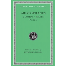 Clouds / Wasps / Peace – Aristophanes idegen nyelvű könyv