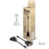 CLUB3D Mini Displayport - DVI-D Single-Link active adapter