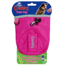 Coachies jutalomfalattartó rózsaszín (TCBP) jutalomfalat kutyáknak