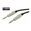 Cobra CS000-06 6,3mm jack szimpla mono kábel 6 méter