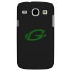 Coby Samsung i8260 Galaxy Core fekete vékony műanyag hátlapvédő