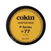 Cokin 77mm/0,75 P adaptergyűrű
