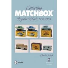 Collecting Matchbox: Regular Wheels 1953-1969 – Charlie Mack idegen nyelvű könyv