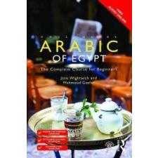 Colloquial Arabic of Egypt – Jane Wightwick idegen nyelvű könyv