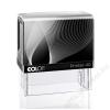 COLOP Bélyegző, szó, COLOP Printer IQ 40 fekete ház - fekete párnával (IC1464000)