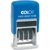 COLOP Dátumbélyegző -S 120- mini önfestékező COLOP